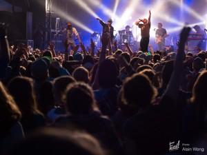 Loco Locass - Le hip hop québécois au Festif de Baie-St-Paul